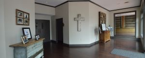 StoneBridge Church Lobby