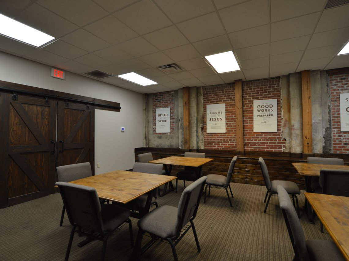 StoneBridge Church Community Room